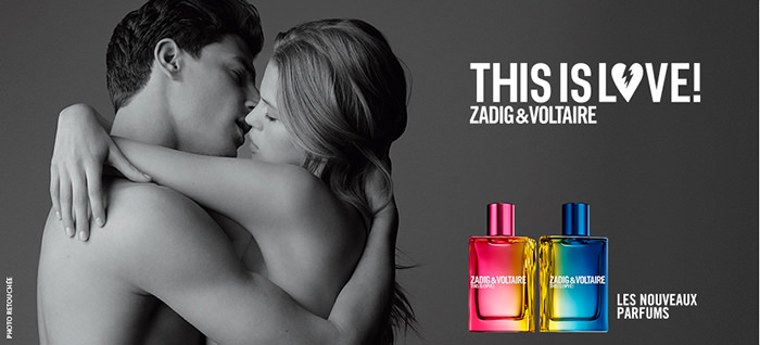 ZADIG & VOLTAIRE - THIS IS LOVE !