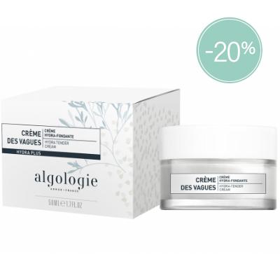 ALGOLOGIE VAGUES Crème des Vagues - Crème Hydra-Fondante